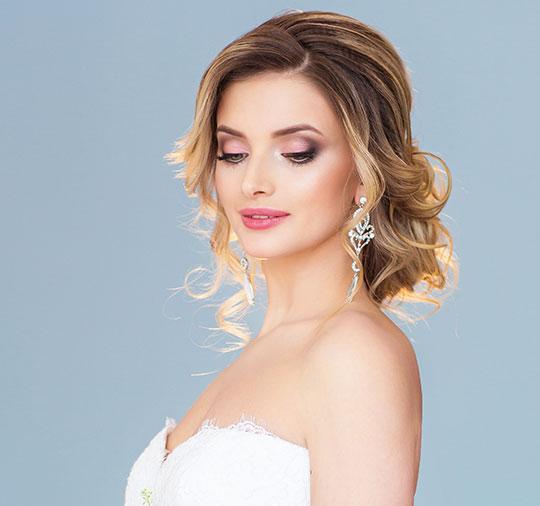 Maquillage pour mariée