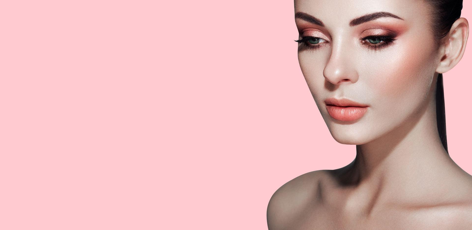 la maquillage des yeux